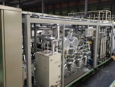 00265_NMP精製リサイクル装置